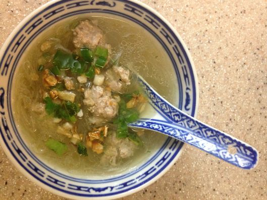 THAI BLOG meatball soup 10